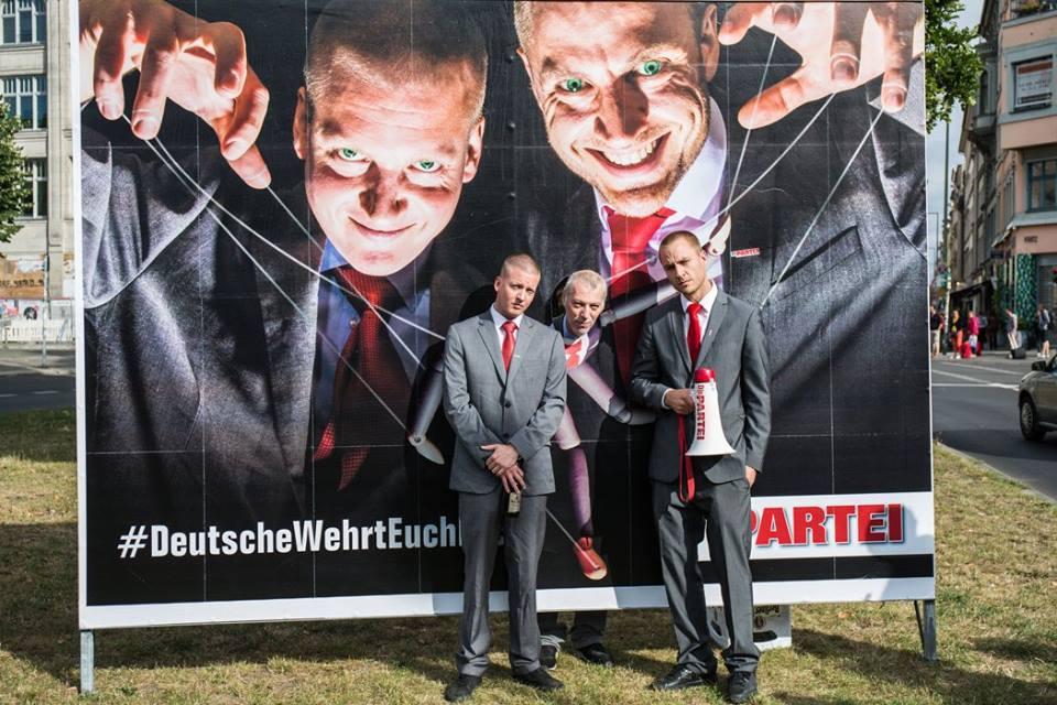 #DeutscheWehrtEuchNicht