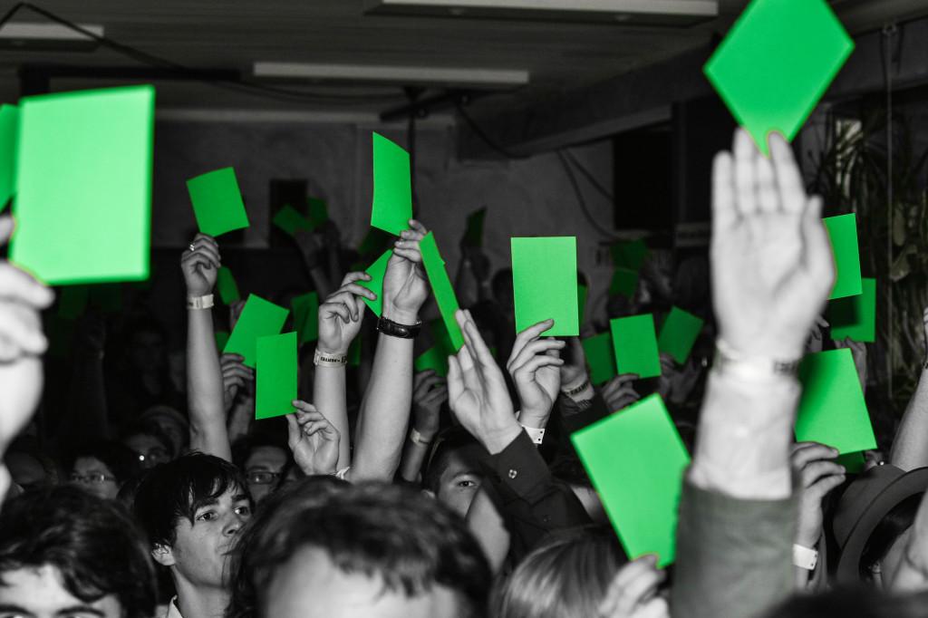 Bundesparteitag der Partei die PARTEI Bremen 22.06.2013-0096