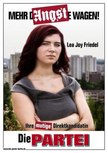 Lea Plakat