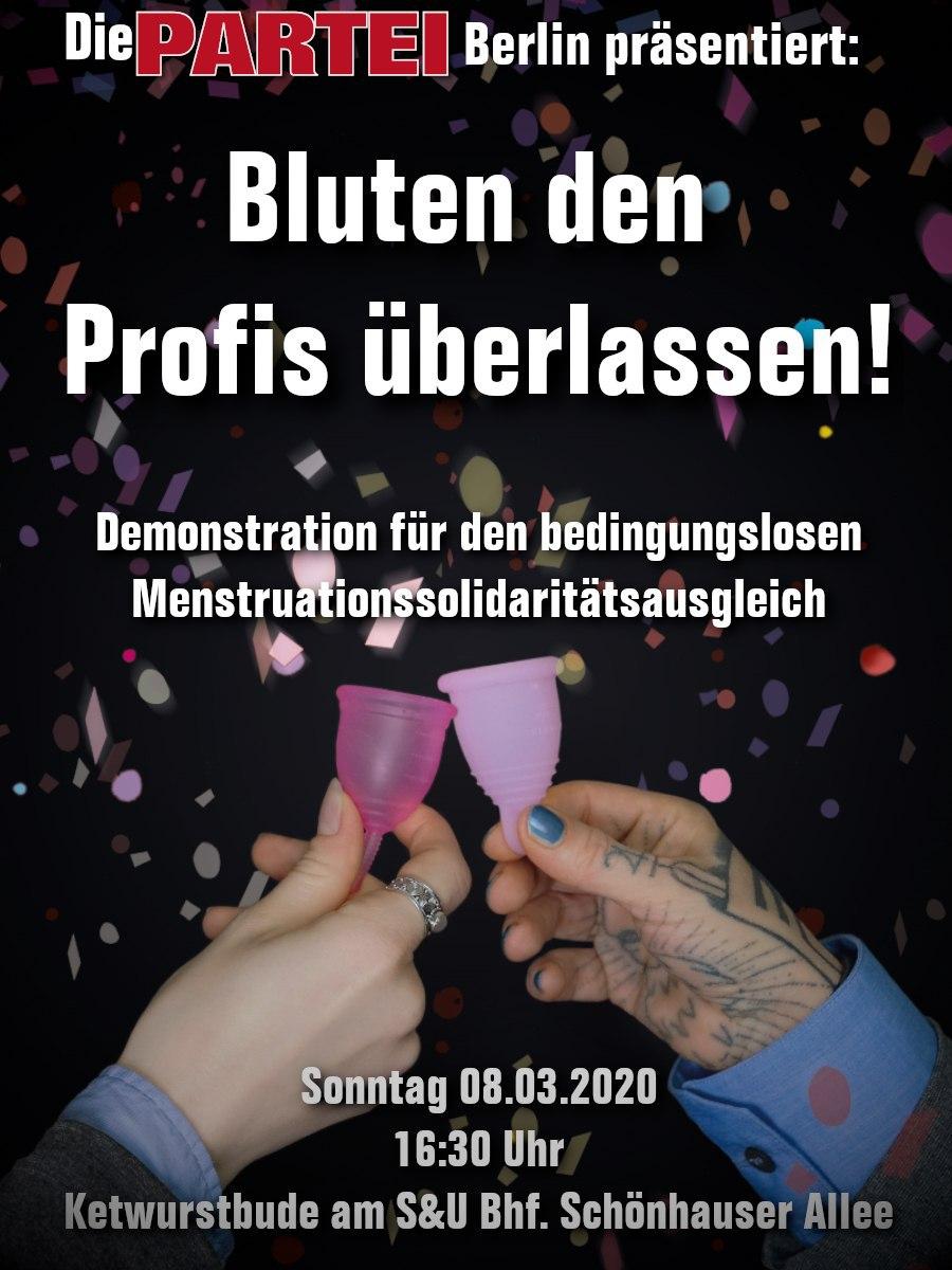 Demo für den Blutungssoli